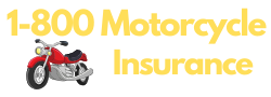 1 800-Motorcycle Insurance Logo